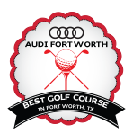 AudiFortWorth BestGolfCourses Award